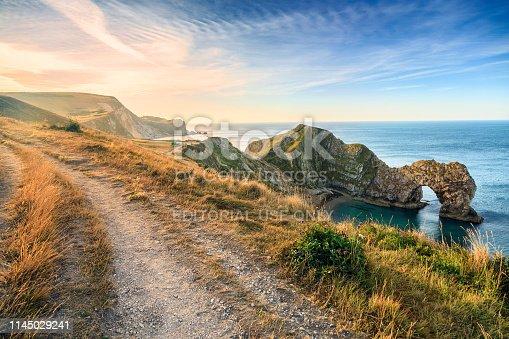 Durdle Door, Dorset beach