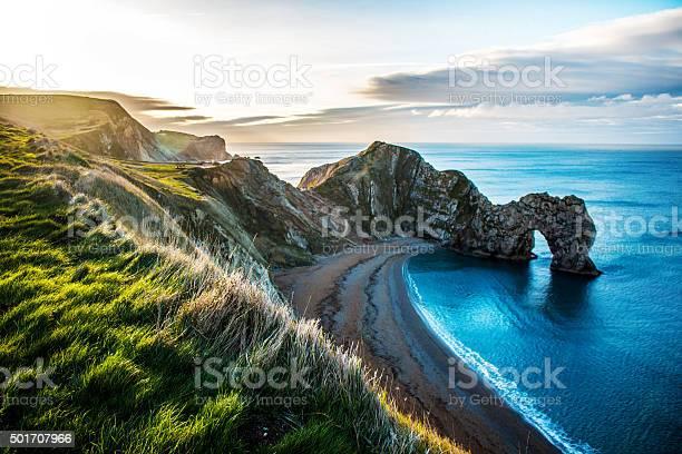 Photo of Durdle Door, Dorset beach