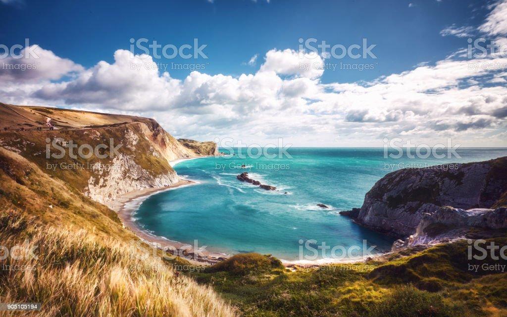 Durdle Door wunderschönen Dorset beach – Foto