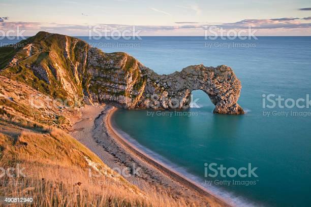 Durdle Door Dorset Stock Photo - Download Image Now