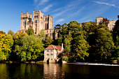 istock Durham Cathedral and the River Wear Autumn Light 175188021