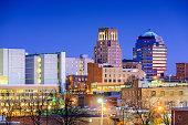 istock Durham, North Carolina Skyline 472126088