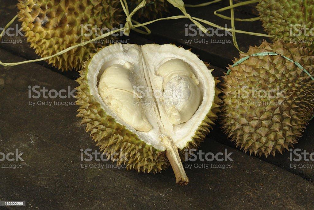 durian fruit royalty-free stock photo