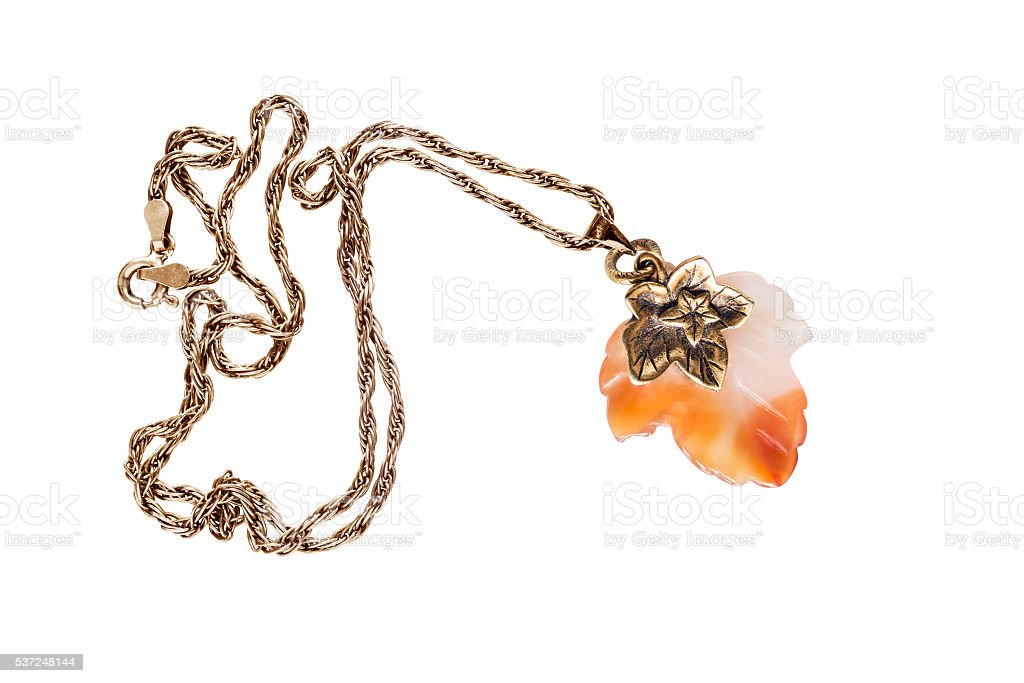 Pendant stock photo