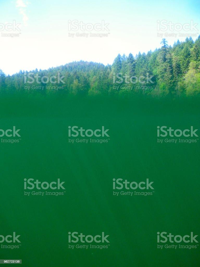 Durrance Lake stock photo