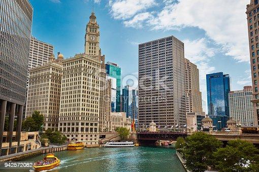 istock DuSable bridge, Chicago 942572082
