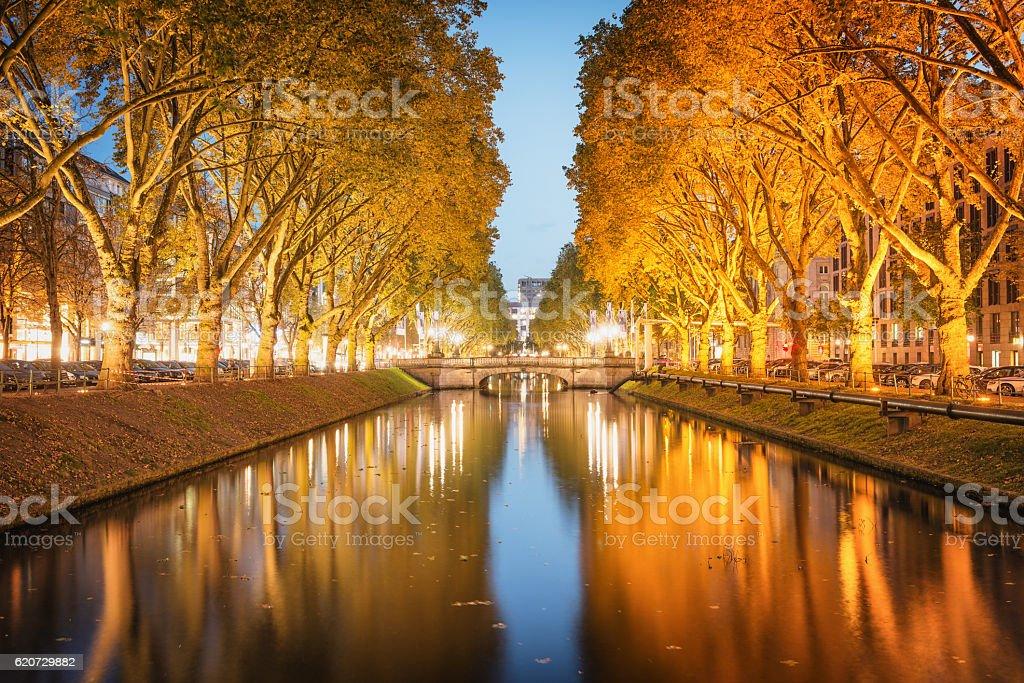 Dusseldorf, Germany stock photo