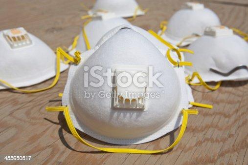 istock Dust Mask 455650517