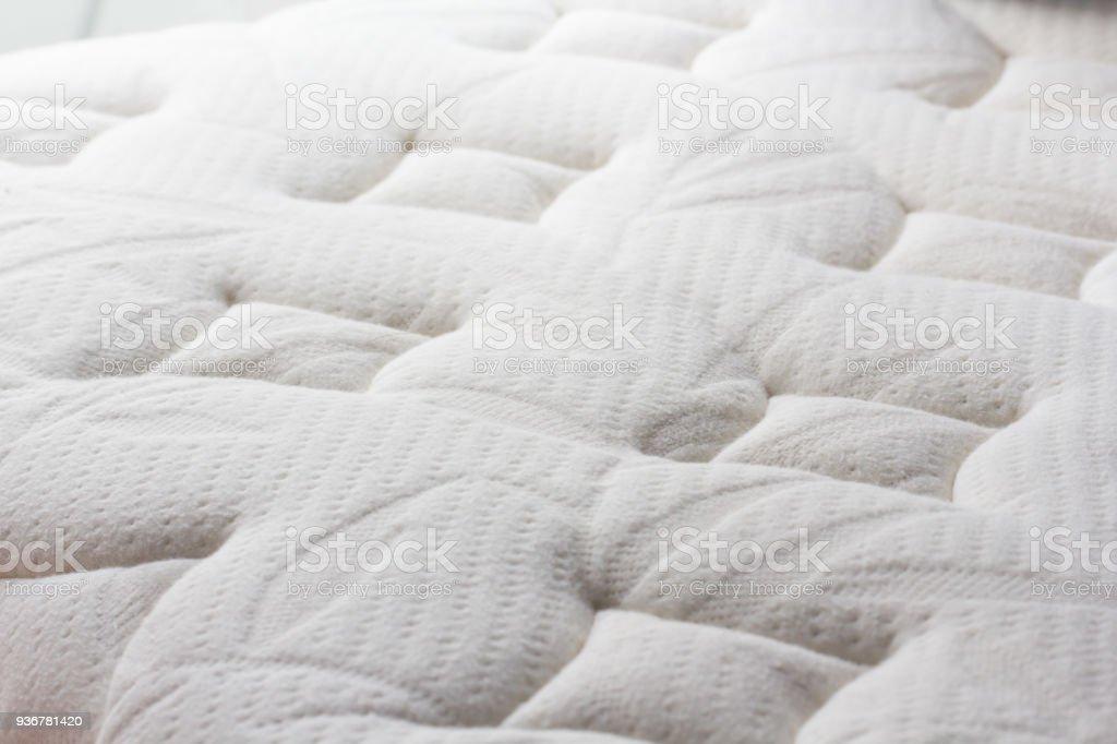 acariens de la poussire sur le lit de fond de matelas et de texture - Acariens Lit