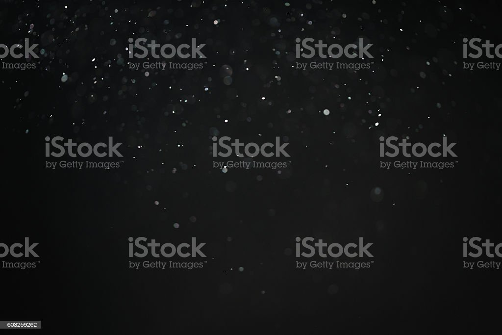 dust particles overblack background fx backdrop royalty-free stock photo