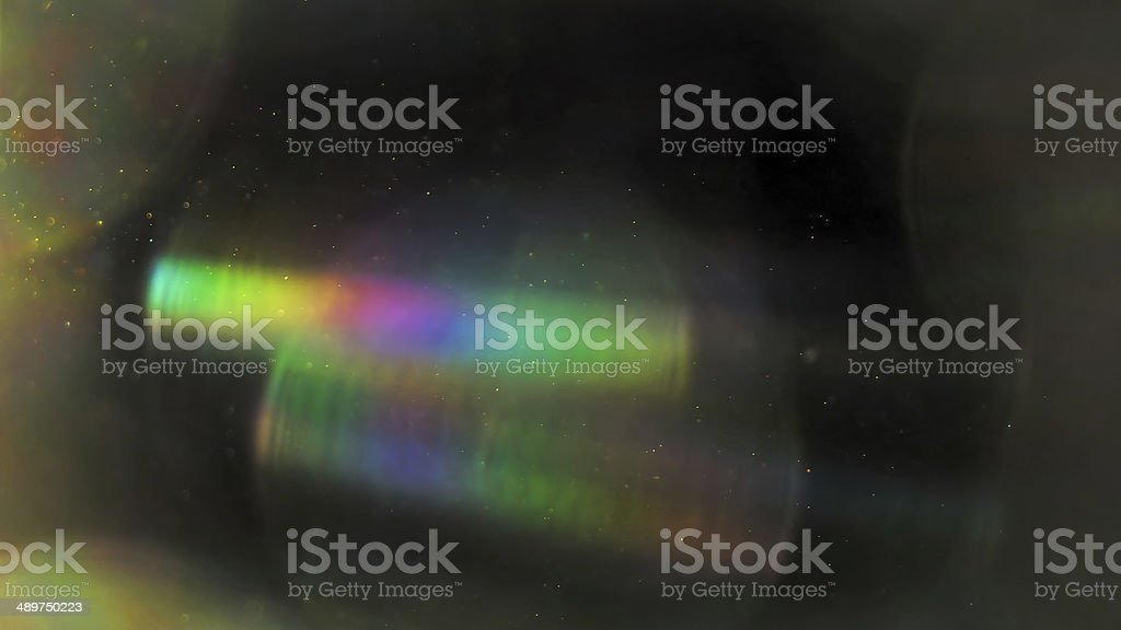 Dust Particles stock photo