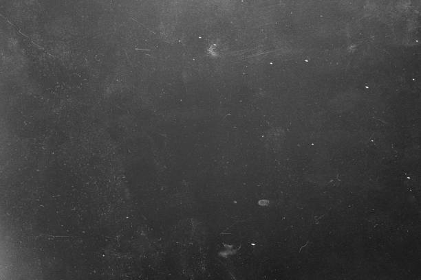 dust scratches gray background distressed layer stock photo