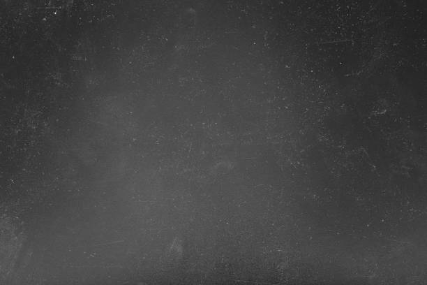 dust scratches gray background foggy effect stock photo