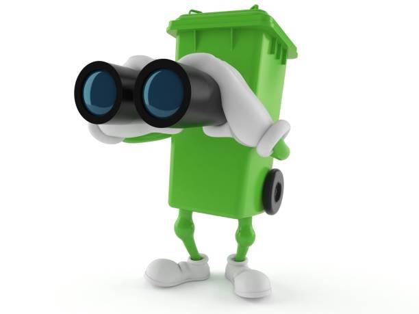 Dustbin character looking through binoculars picture id1050902954?b=1&k=6&m=1050902954&s=612x612&w=0&h=p7y7vips fdicokcprouzkiv orith37ef7lohtyf y=