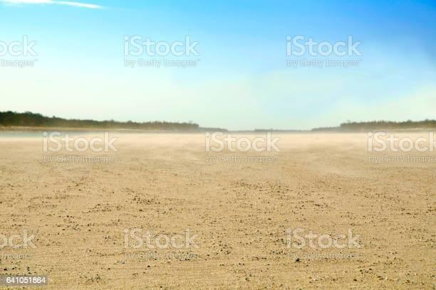 Photo of Dusty shore
