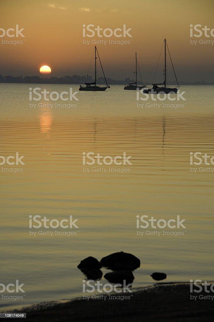 Dutch Anchor Spot royalty-free stock photo