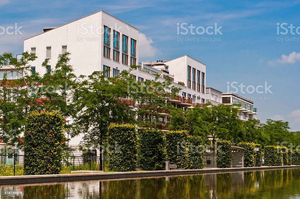 Dutch Architecture stock photo