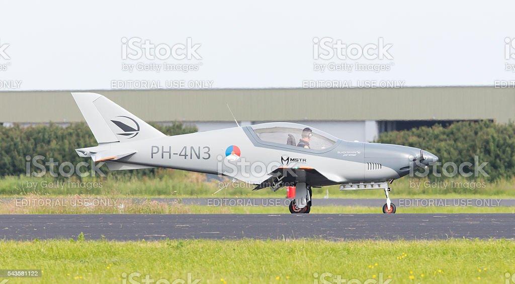 Dutch army Blackshape Prime stock photo