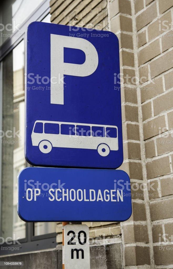 Signo de estilo vintage de estilo retro parada de autobús Signo Signo De Cocina signo de entrenador de parada de autobús