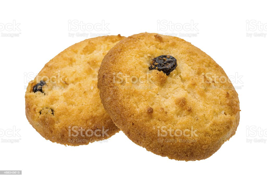 Dutch butter cookies royalty-free stock photo