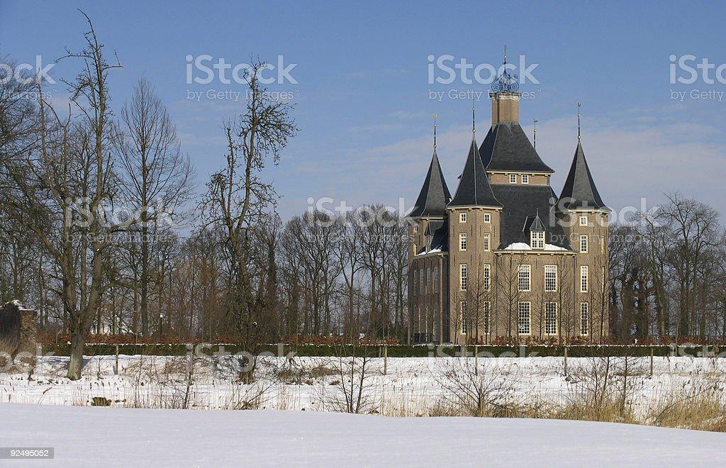 Dutch castle 2 royalty-free stock photo