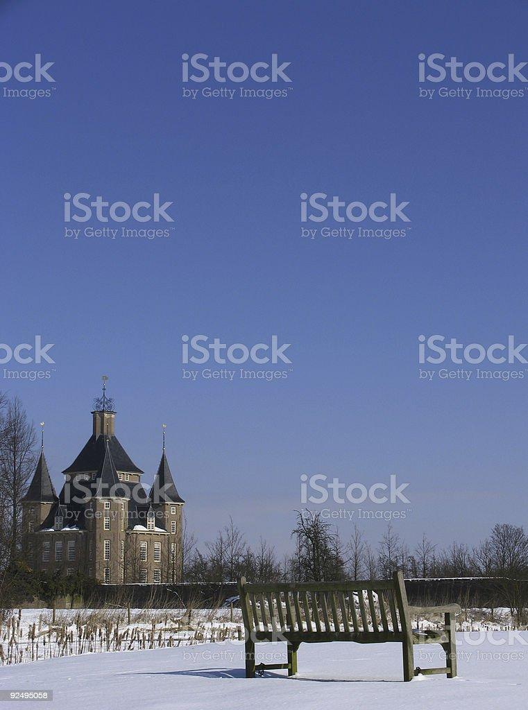 Dutch castle 3 royalty-free stock photo