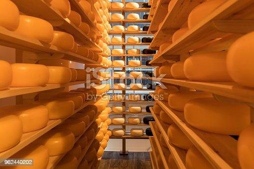 Dutch cheese in Amsterdam