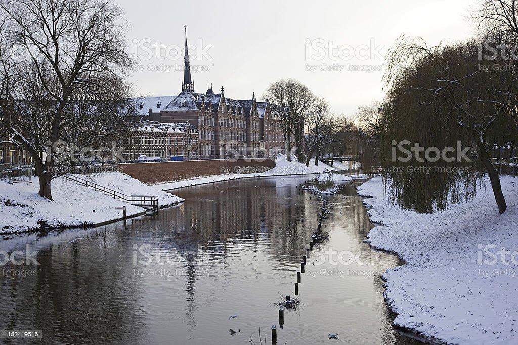 Dutch city 's-Hertogenbosch foto