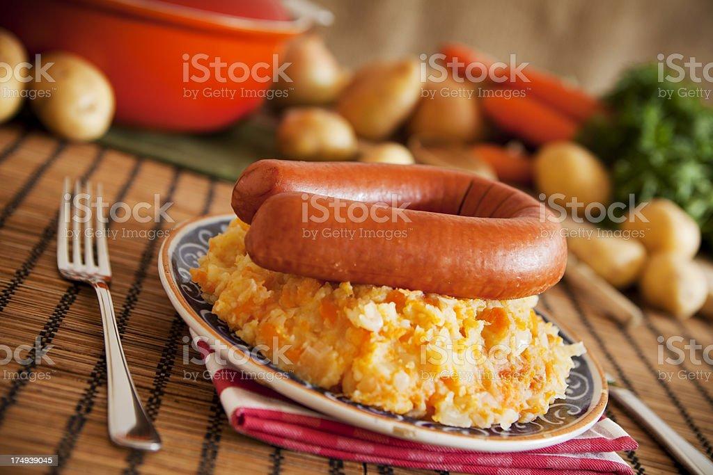 Cucina Olandese Pure Di Patate Carote E Cipolle Ohutspot