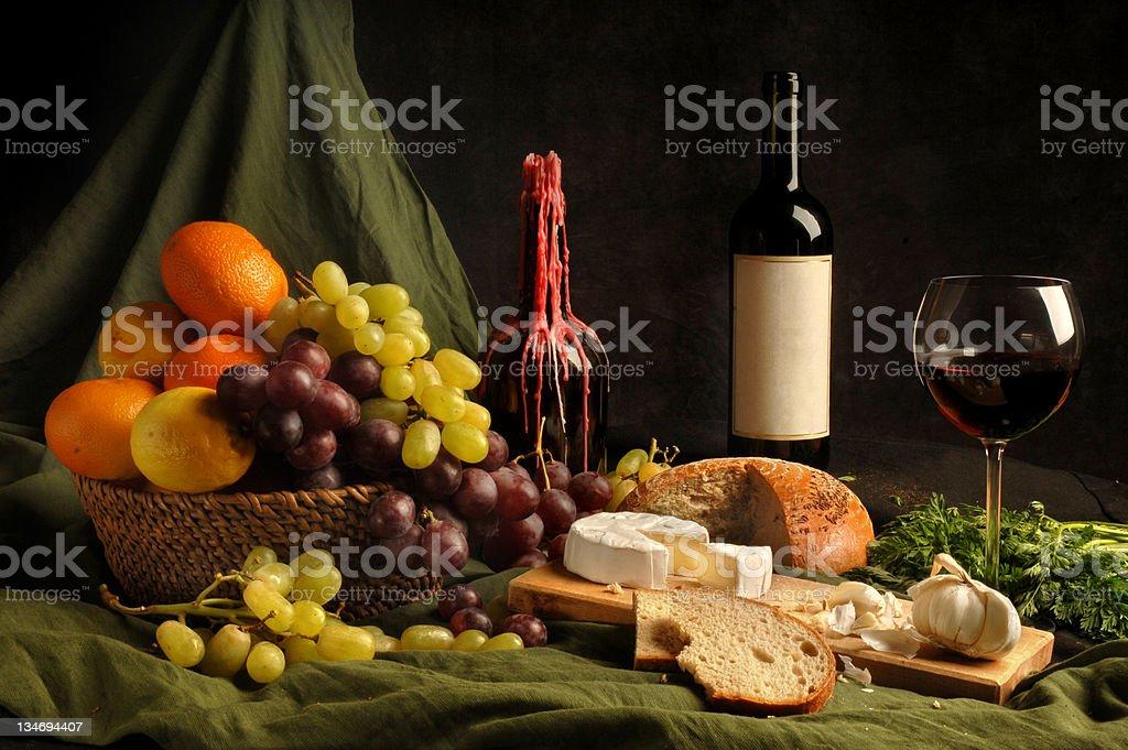 Dutch food still-life royalty-free stock photo