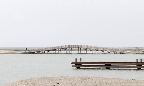 Nederlandse landschappen – marker Wadden Spring 2019 foto
