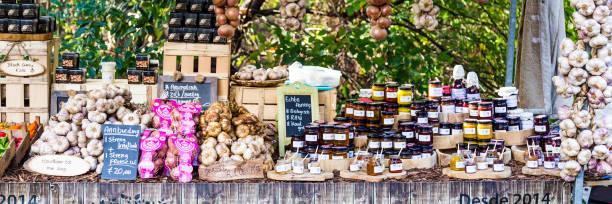 Nederlandse streekproducten markt foto