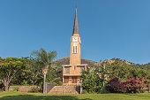 Dutch Reformed Church in Barberton