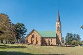 Dutch Reformed Church, in Carolina