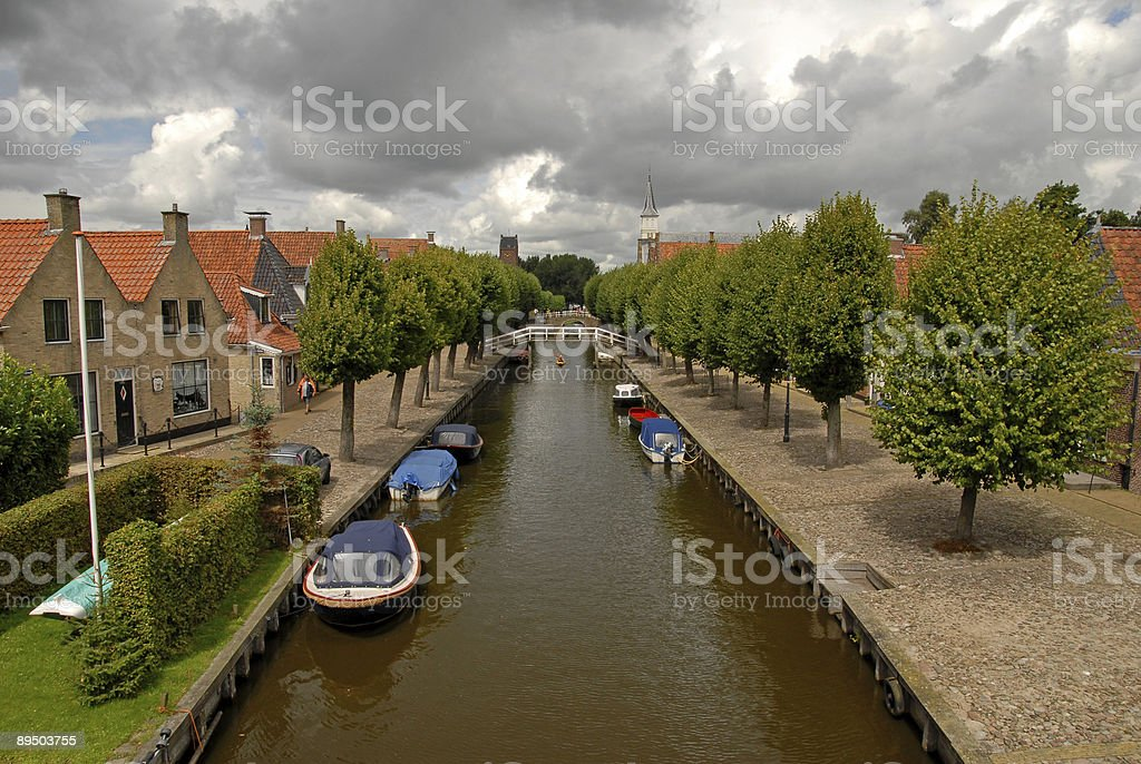 dutch pittoresque photo libre de droits
