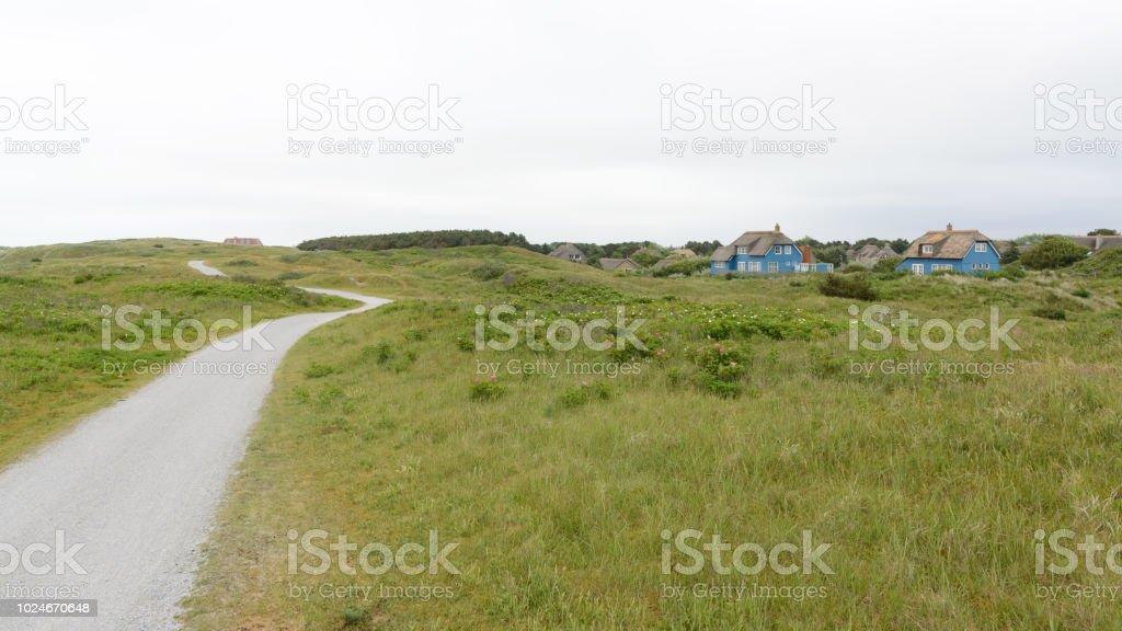 Niederländische Watteninsel Ameland – Foto