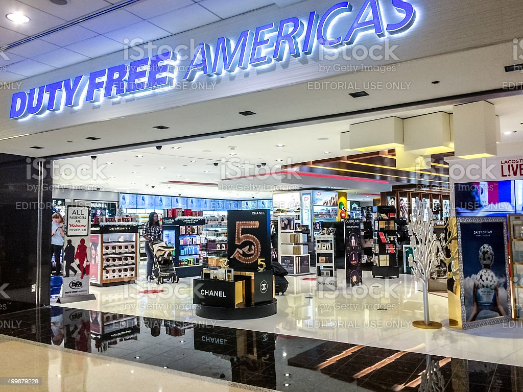duty free shops at atlanta airport usa royalty free stock photo