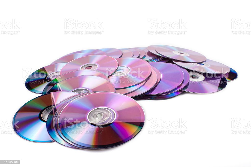 dvd5 royalty-free stock photo