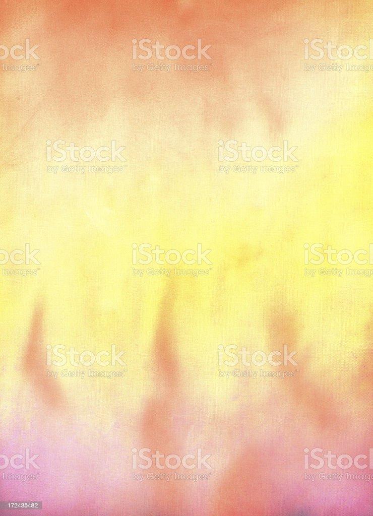 Dyed Fabric Background royalty-free stock photo