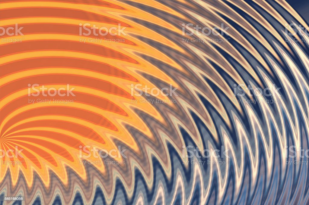 Dynamic Abstract Background, Smooth Multicolored Gradients, 3XL stock photo