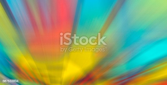 Dynamic Abstract Background, Smooth Multicolored Gradients, 3XL
