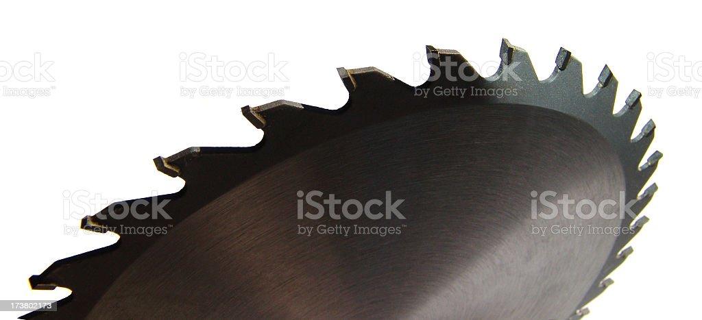 Dynamic Circular Saw stock photo