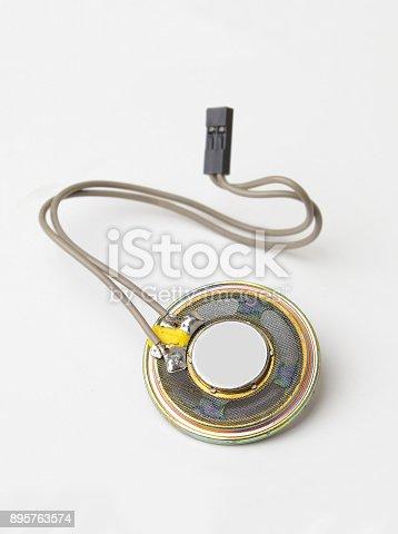 istock PC dynamic speaker 895763574