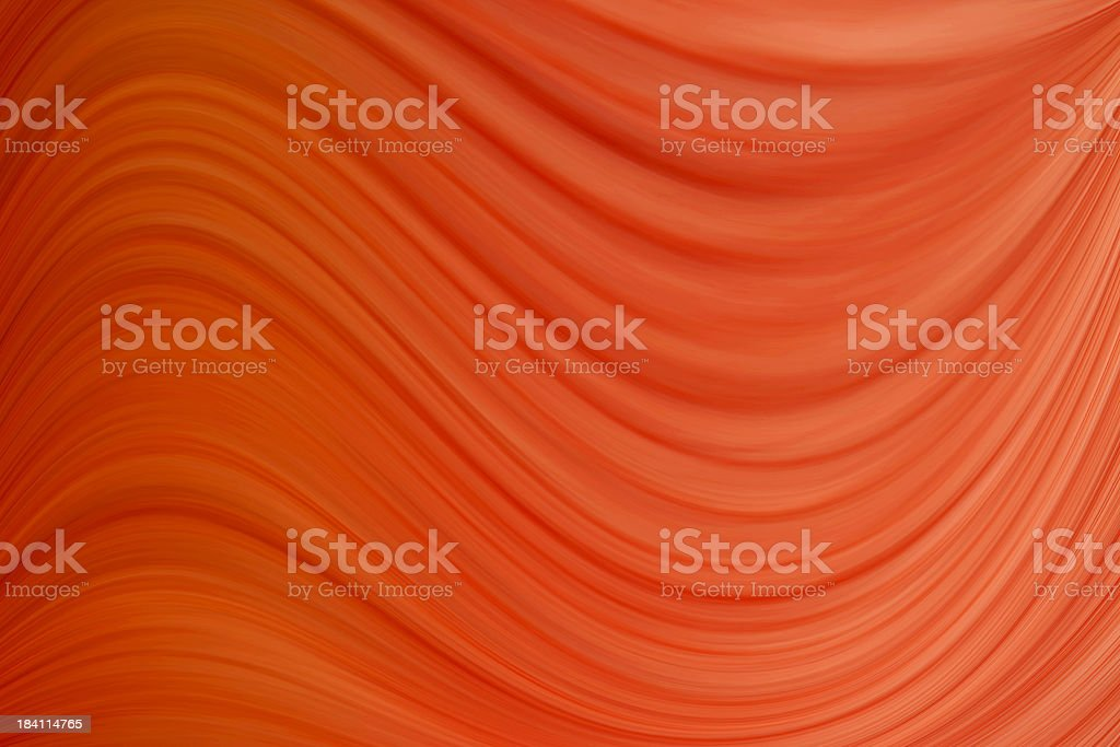 Dynamic wavy background royalty-free stock photo