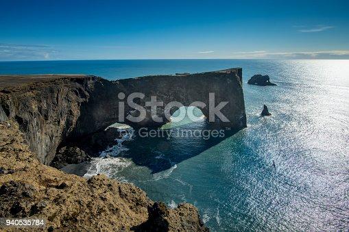 Dyrholaey Vik, Iceland