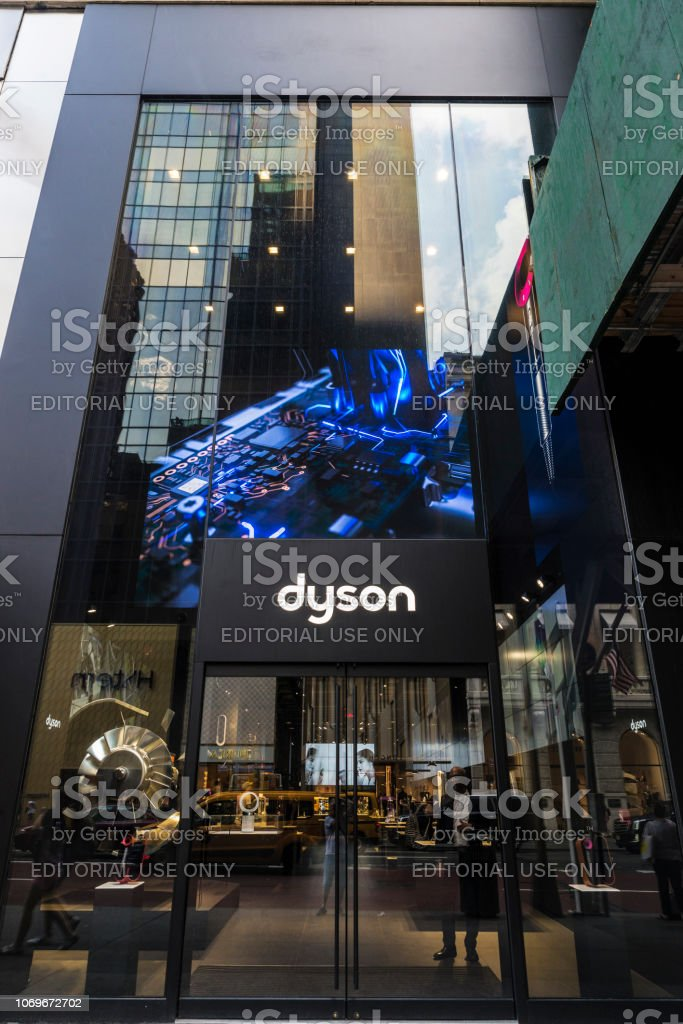 Dyson-Store in New York City, USA – Foto