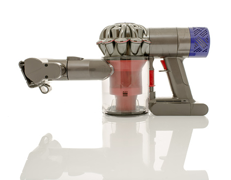 istock Dyson v6 Vacuum Cleaner 528960508