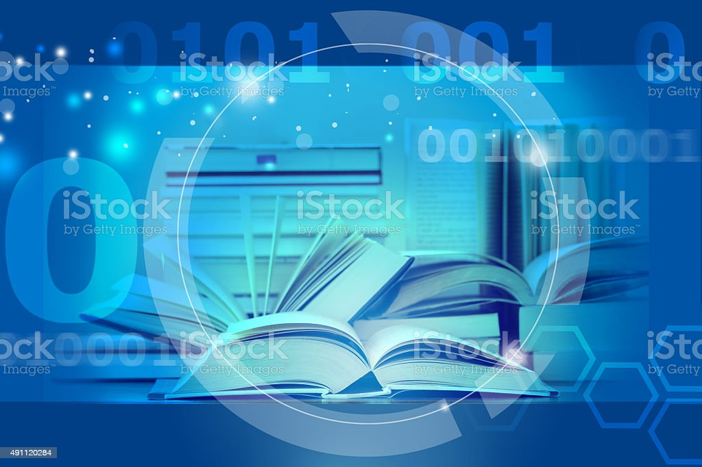 e learning stock photo