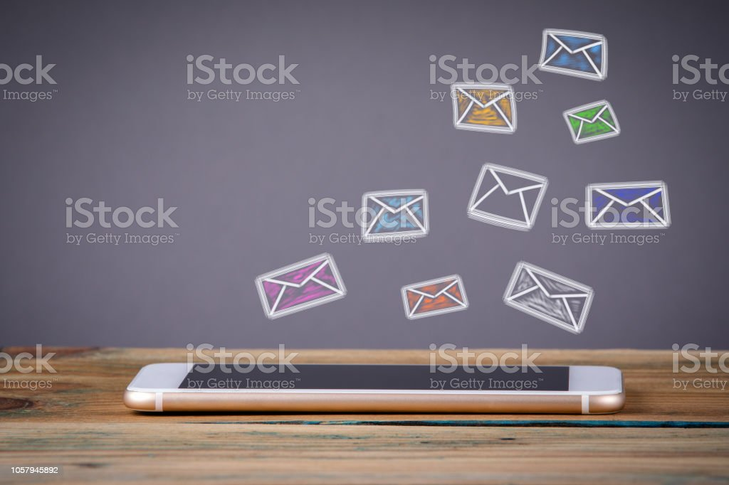 e-Mail-marketing-Konzept – Foto
