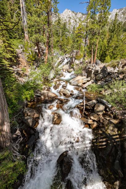 Eagle Falls stock photo